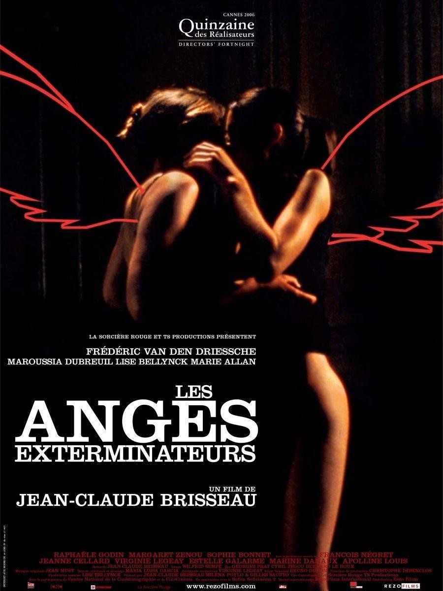 les-anges-exterminateurs-affiche